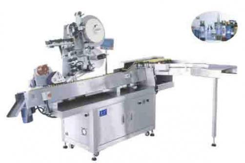 Horizontal Automatic Labeling Machine