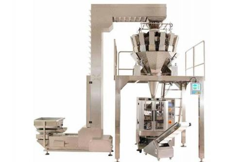 Automatic Weighing Packaging Machine with multi head weigher