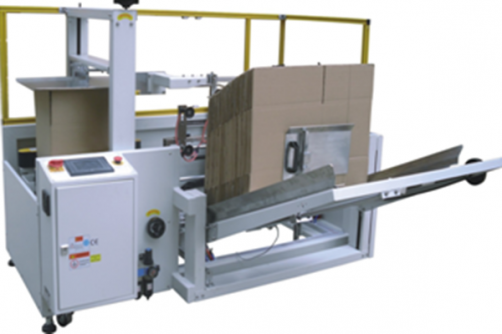 Automatic carton opening machine