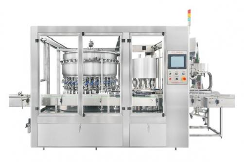 .High speed Rotary high viscous liquids filling machine