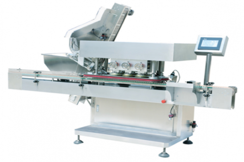 Automatic cover capper