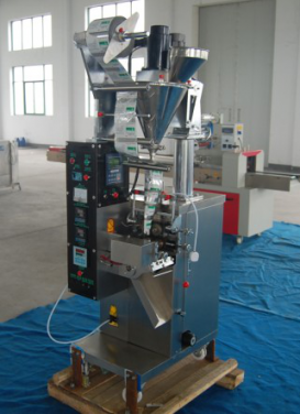 Automatic powder packaging machinery