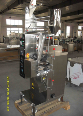 Small size liquid automatic packaging machinery