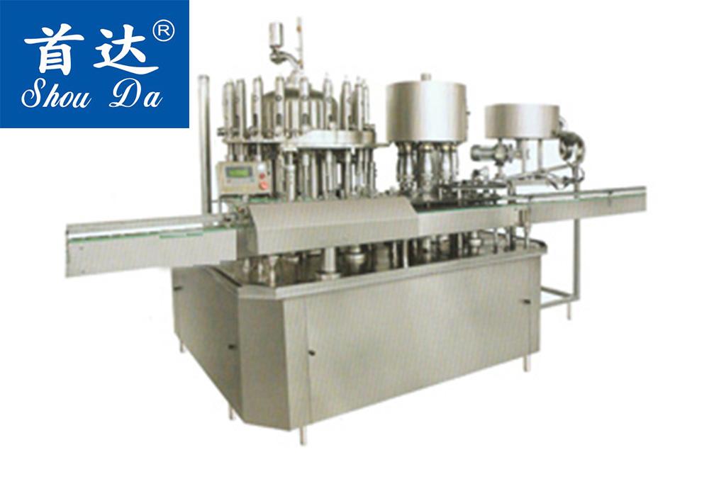 SD-YGF 油类灌装机组