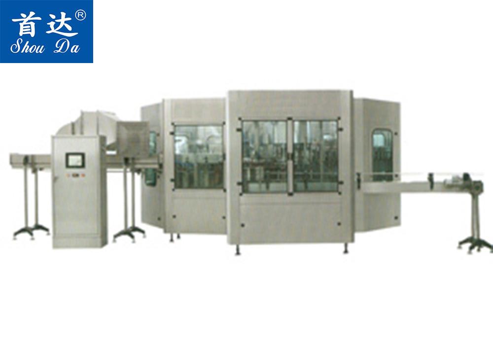 SD-RXGF-48-48-12 果汁灌装生产机组