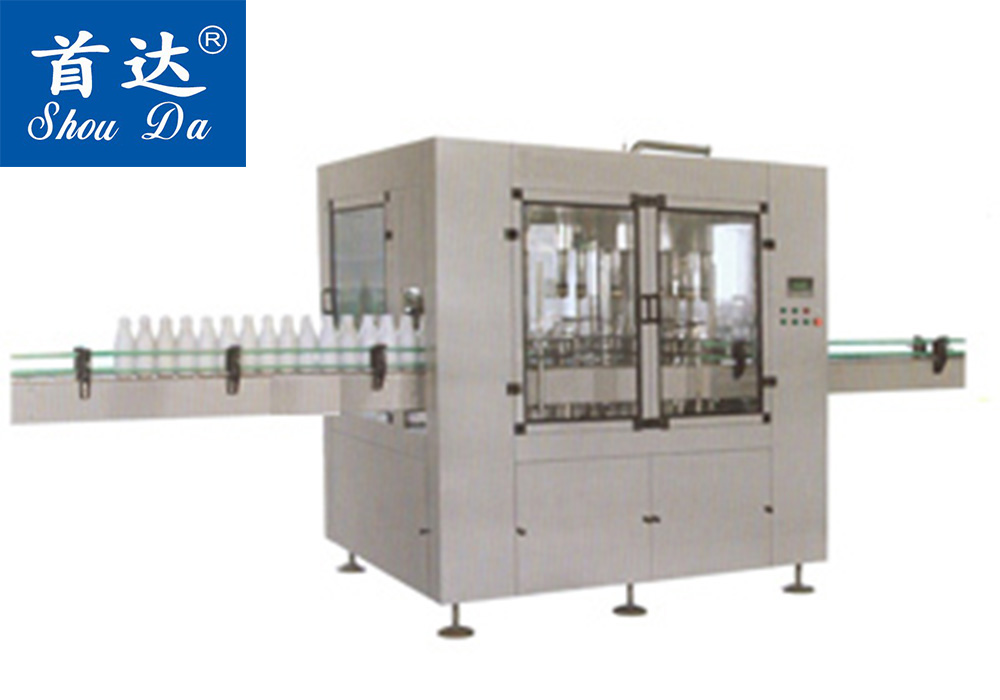 SD-NXG 奶制品灌装机组