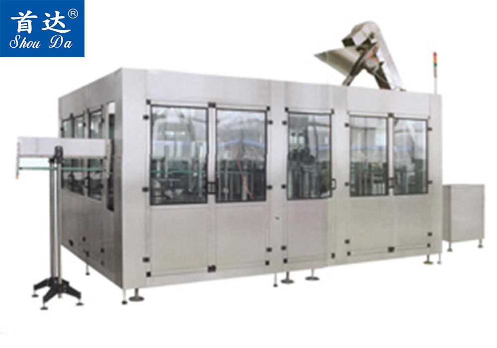 SD-DXGF碳酸饮料灌装机组