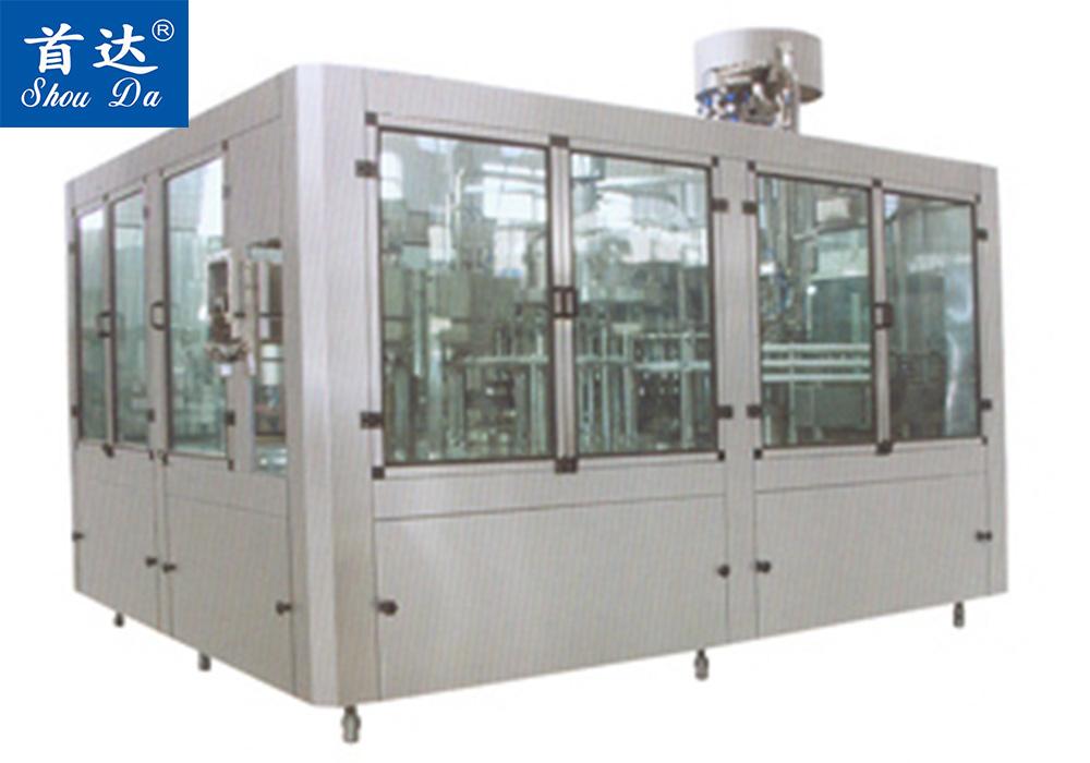 SD-DXGF24碳酸饮料灌装机组