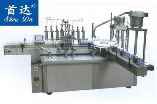 活塞式液体灌装机
