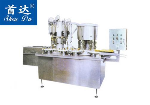 SD-YGF-98口服液体灌装封盖机