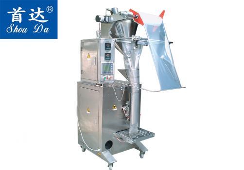 中大袋粉劑(淀粉、咖啡等)自動包裝機