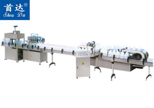 SDT-1G 一加仑洗灌封生产线