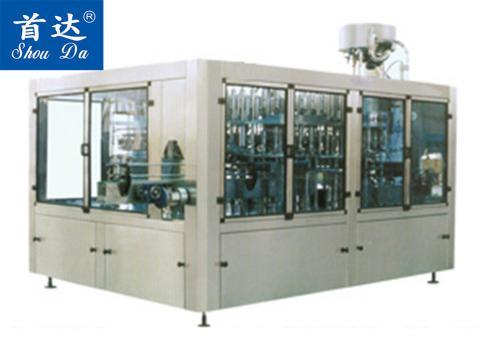 SD-RXGF40-40-12 三合一灌装机组