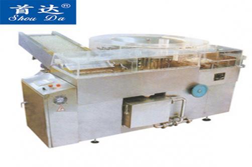 SD-CT-16超声波洗瓶机
