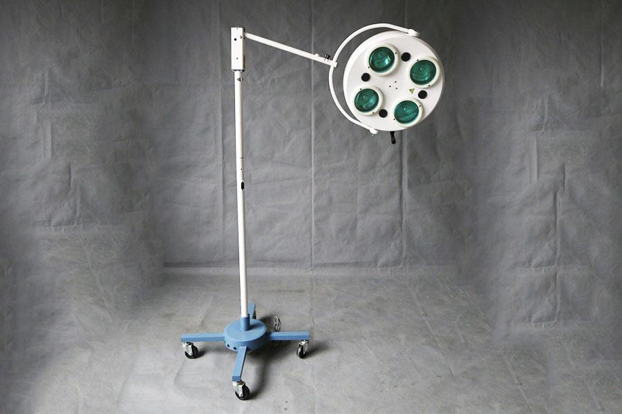 Halogen Surgical Mobile Light(40,000LUX)