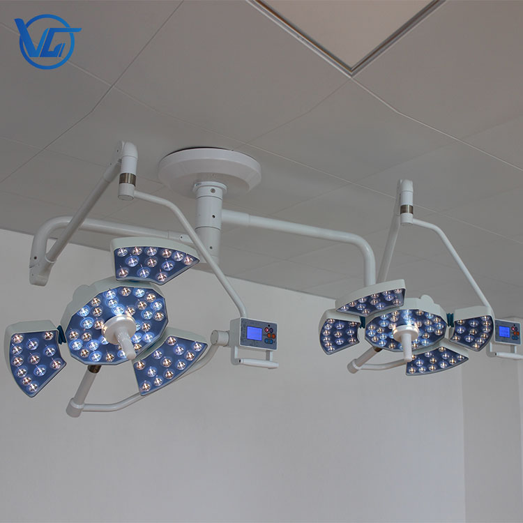 LED Surgical Lamp(120000+140000LUX)