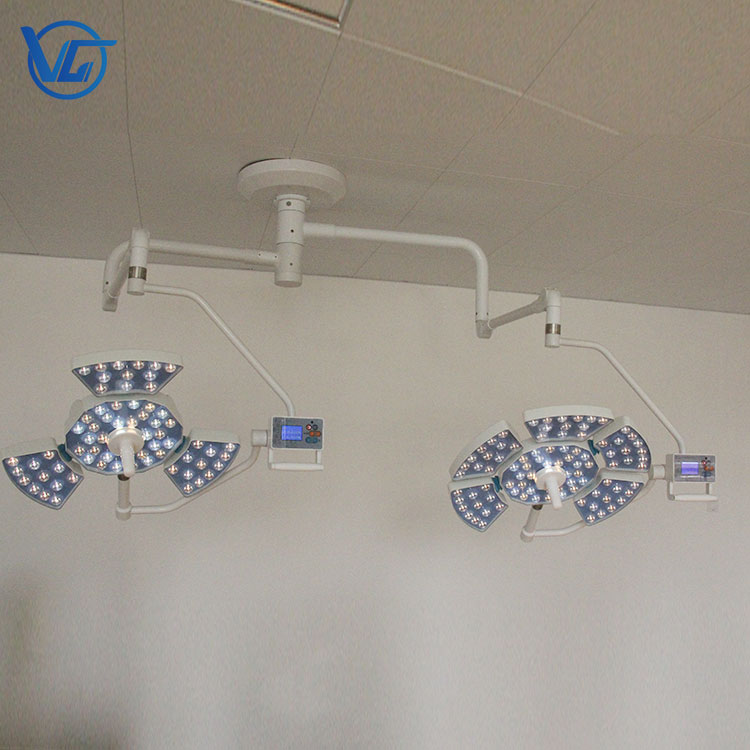 LED Surgical Light(120000+160000LUX-2 Head)
