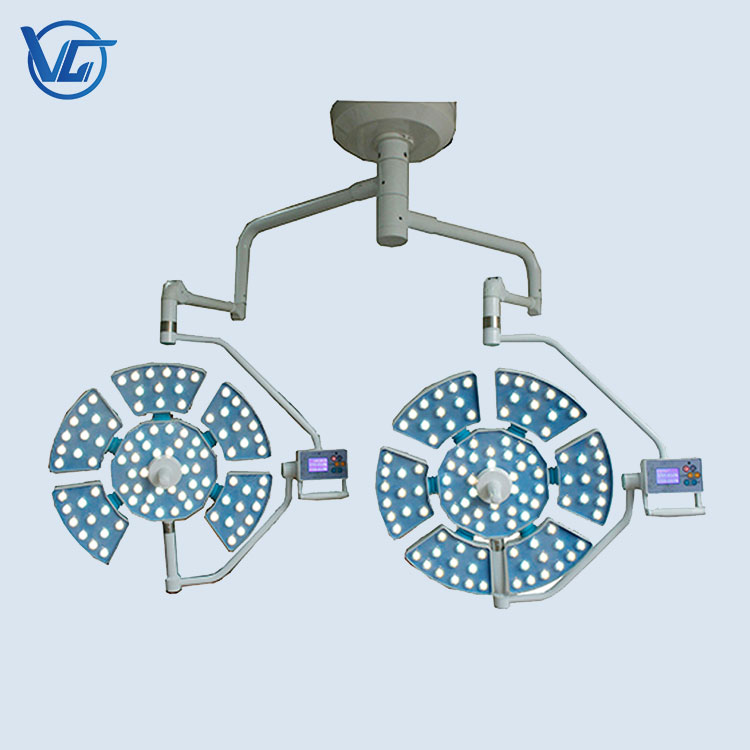 LED Surgical Light(16000+180000LUX-2 Head)