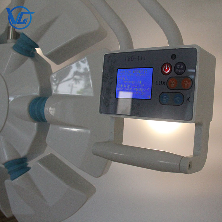 LED Surgical Light(180000+180000LUX-2 Head)