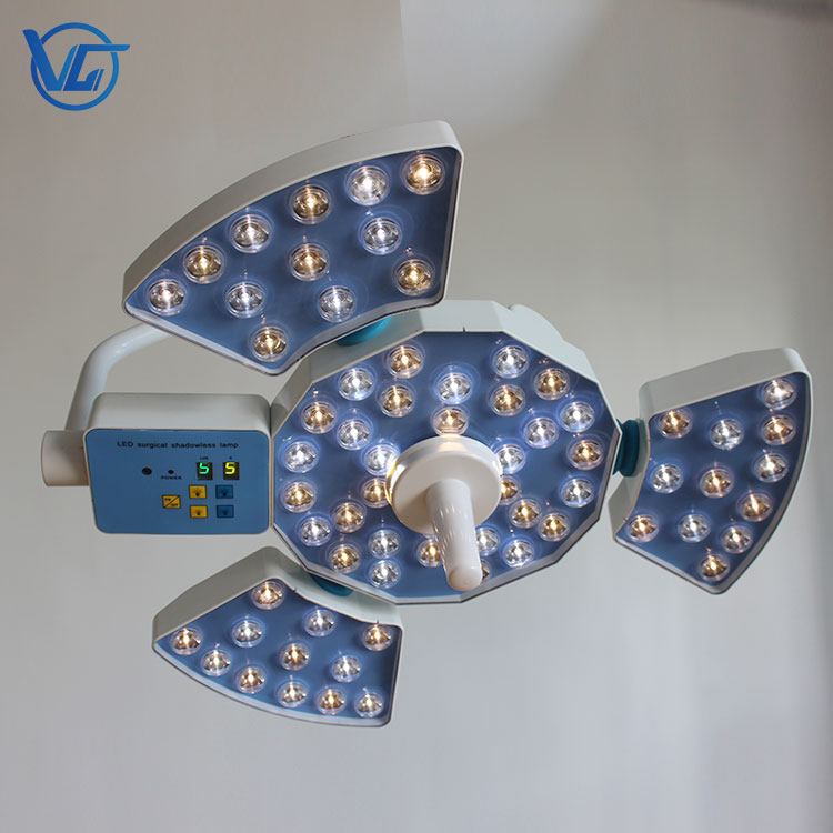 LED Surgical Light(120000+140000LUX-2 Head)