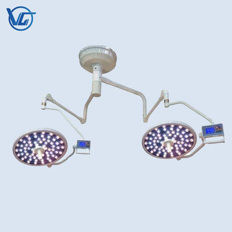 Overhead Surgical Lamp(1250,000+160,000LUX)