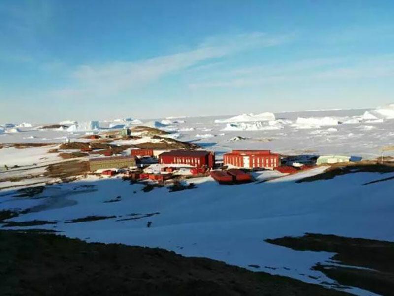 赛瓦特3台300KW发电机组为南极中山站的科研工作持续保驾护航!