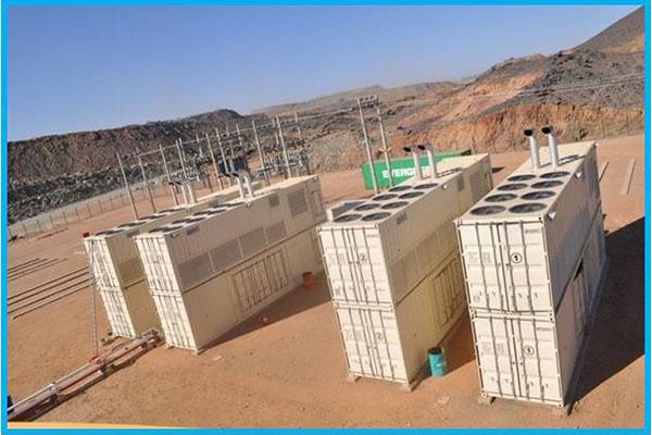 非洲电站项目