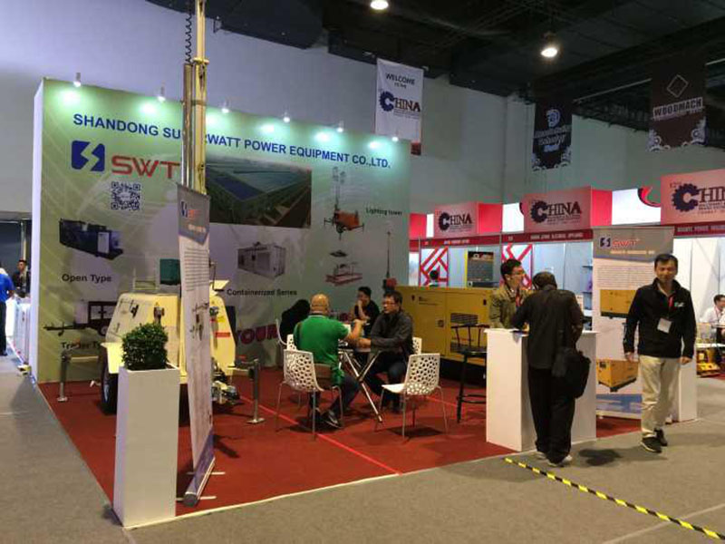 SWT Participate in 12th China Machinery and Electronic Brand Show