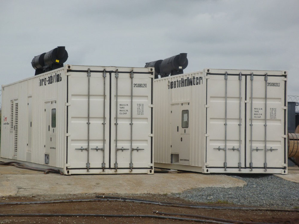 20FT Containerized