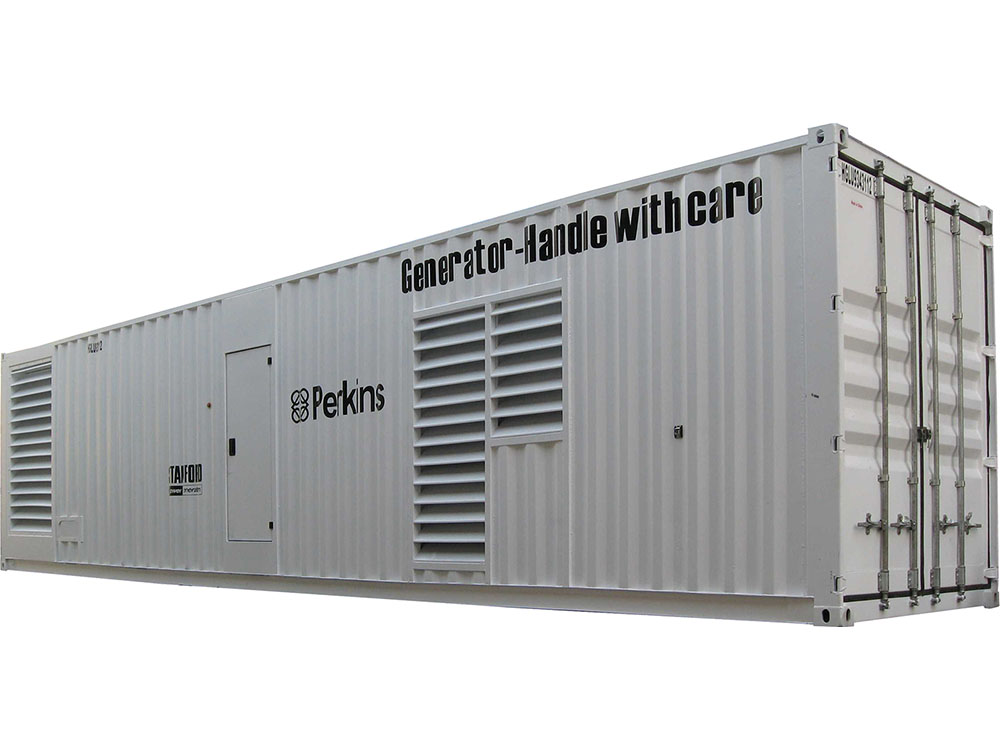 40HC containerized Diesel Generator