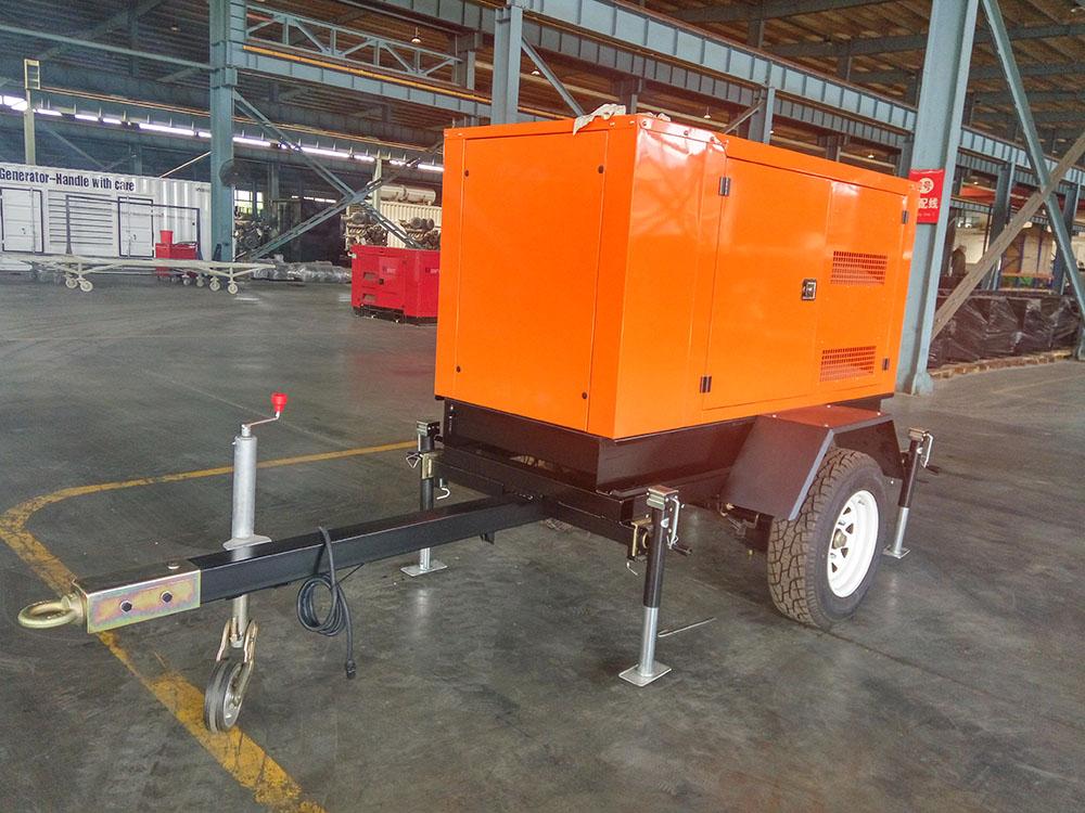 Diesel DC Welding Generator