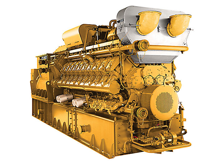 Caterpillar CG Series Gas Generator Sets