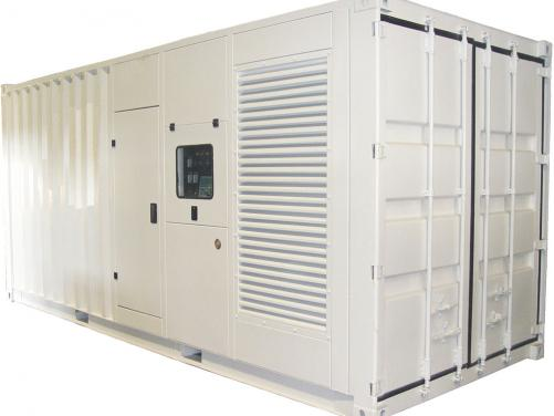 20FT Container Diesel Generator Sets