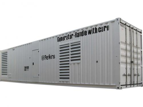 40HC containerized