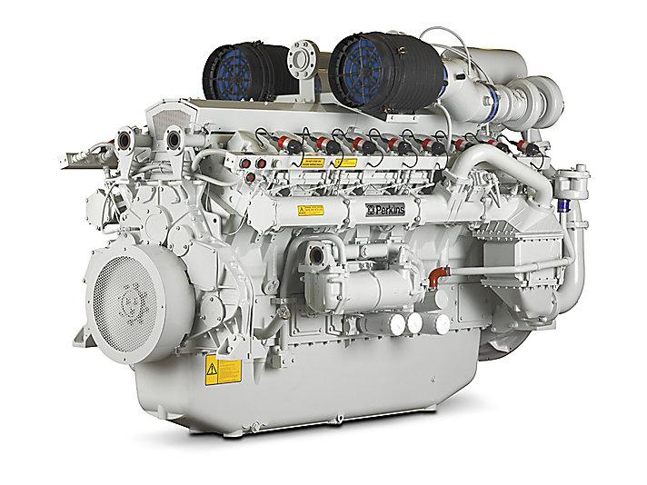 Perkins系列燃气发电机组