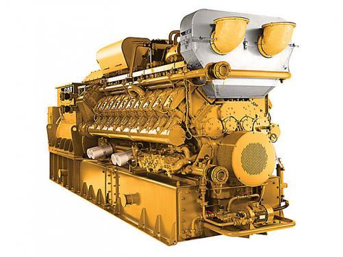 卡特彼勒CG系列燃气发电机组