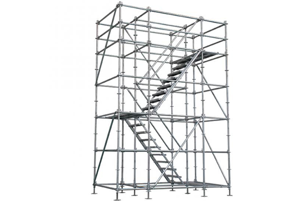 Ringlock Scaffold