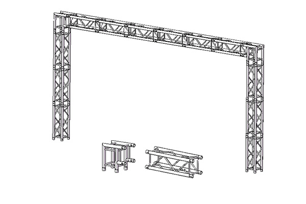 Stage Scaffold