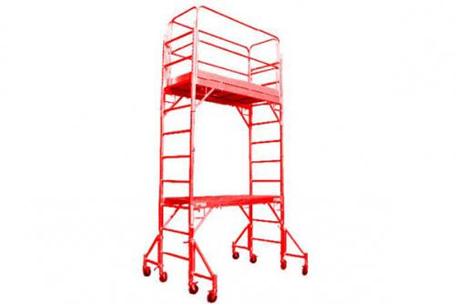 12' Steel Rolling Tower