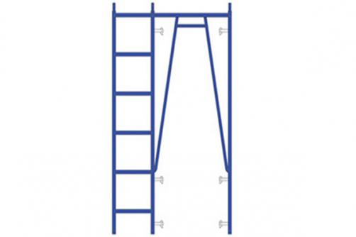 Serie de Marcos acoplables con escaleras