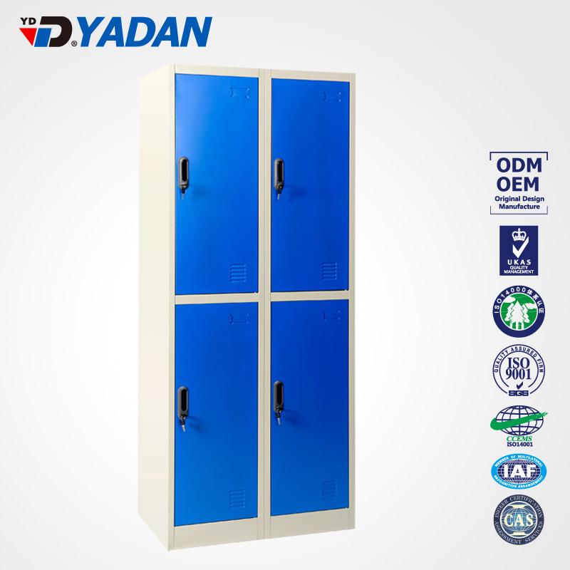Quadruple door locker 760*1850mm
