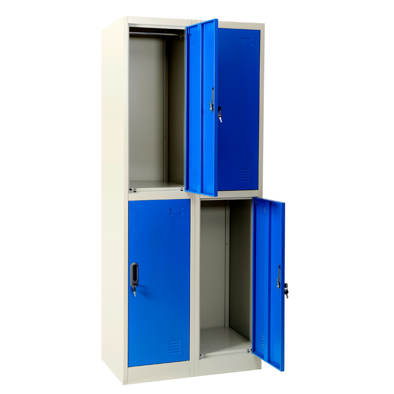 Quadruple door locker 600*1850mm