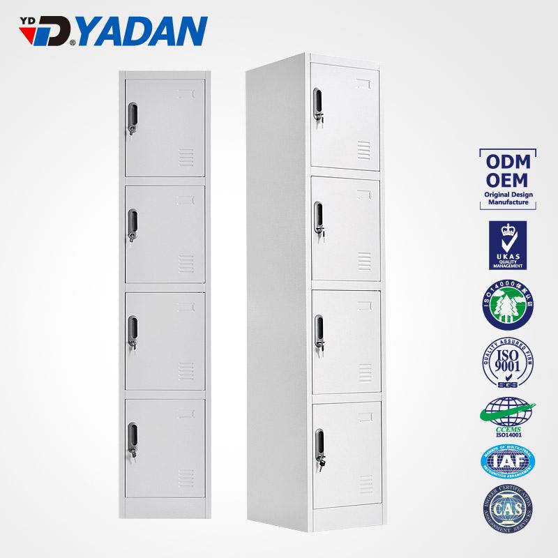 Quadruple door locker 380*1850mm