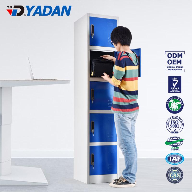 5 doors locker 380*1850mm