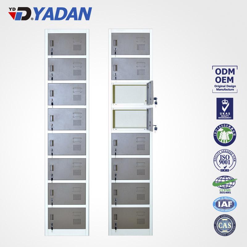 8 doors locker 380*1850mm