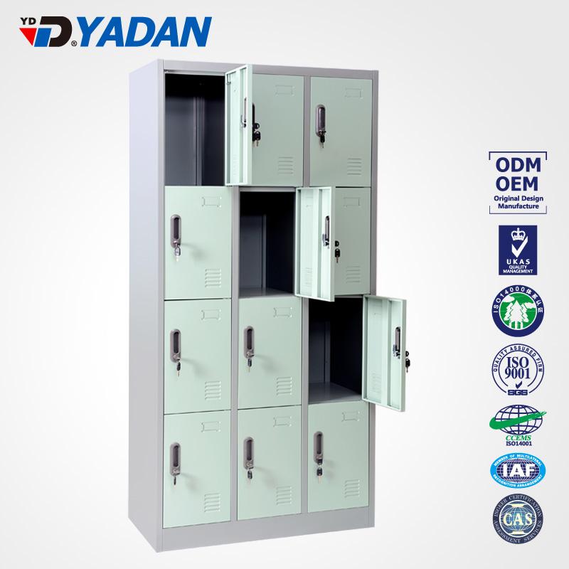 12 doors locker 1140*1850mm