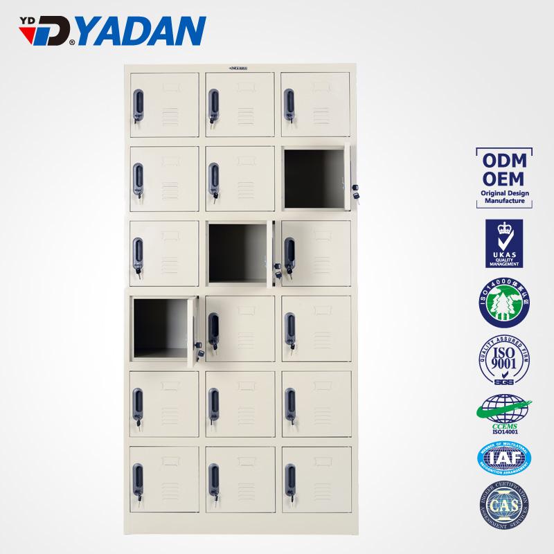 18 doors locker 1140*1850mm