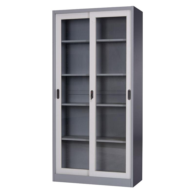 Glass sliding door cabinet 900*1850mm