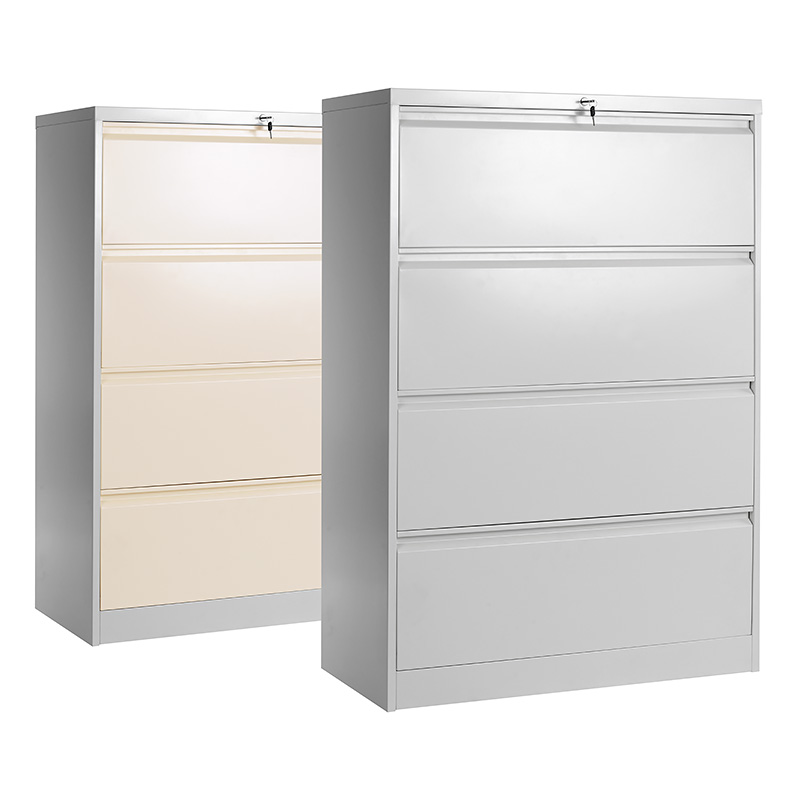 2 drawers  lateral filing cabinet