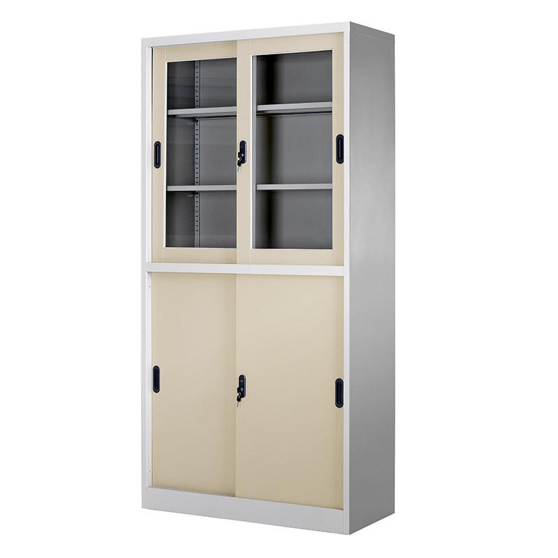 Double-tier sliding door cupboard 900*1850mm